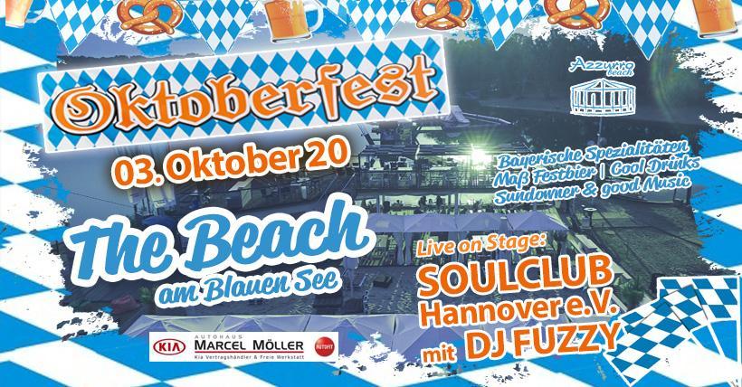 Oktober Beach 2020