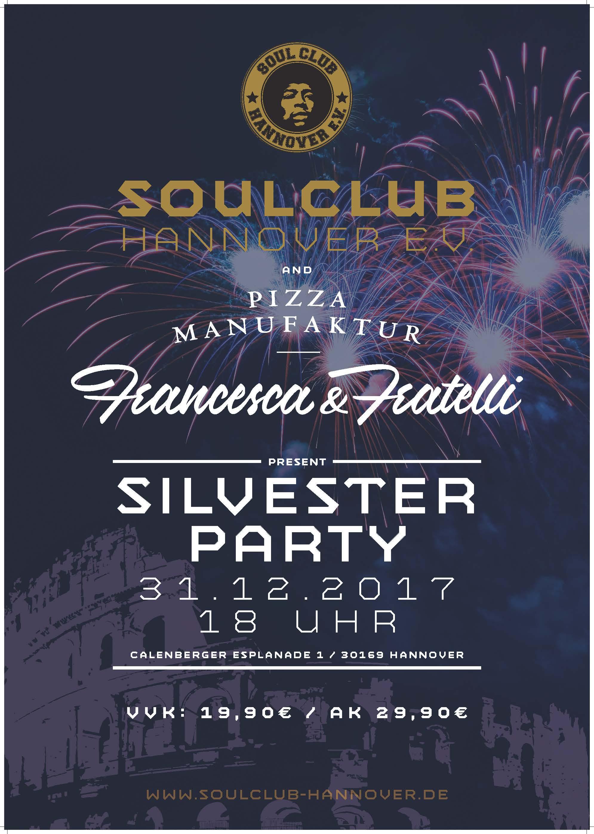 Soulclub Silvester 311217