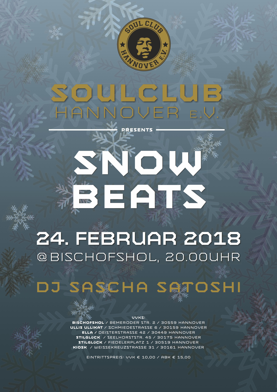 Snowbeats Party Februar 2018